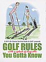 Girl's On-Course Survival Guide to Golf - Golf Rules